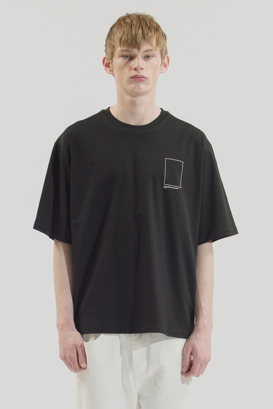 18SS ADD TO CART T-SHIRT (BLACK)