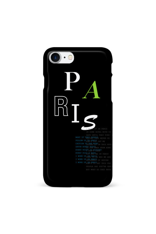 I WOKE UP IN PARIS (BLACK)