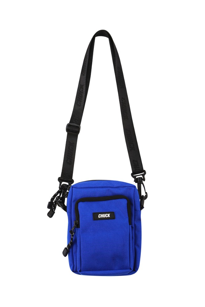 19 SUMMER CHUCK CORDURAⓇ BODY CROSS BAG (BLUE)