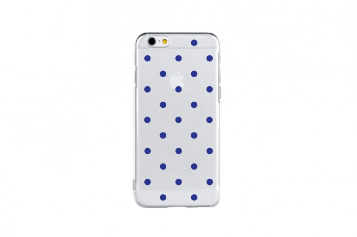 snow dot (blue)
