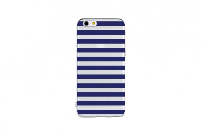 big stripe (navy)