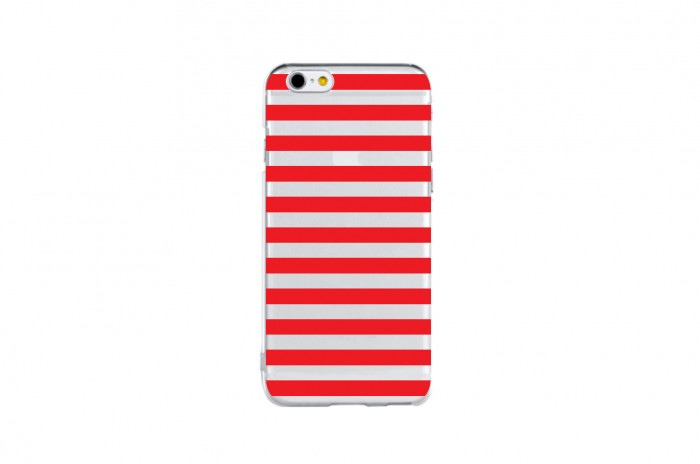 big stripe (red)