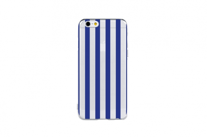 length stripe (blue)