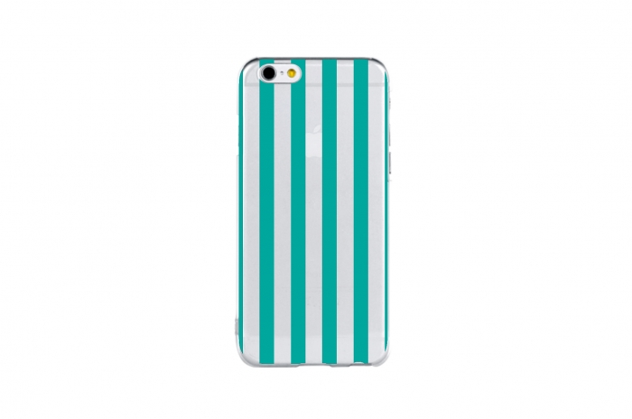 length stripe (mint)