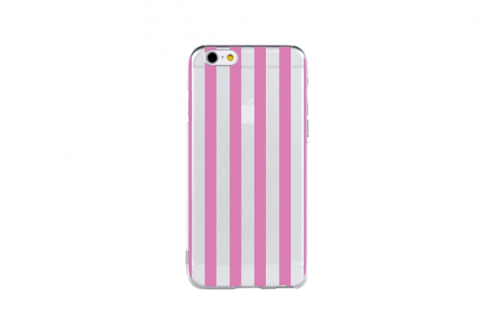 length stripe (pink)
