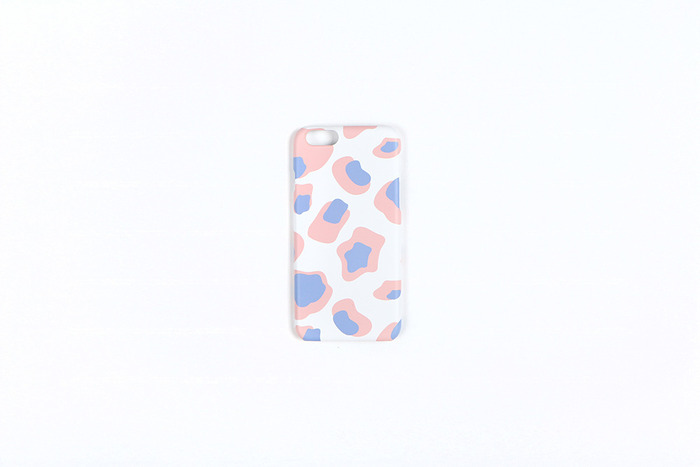 milk cow pattern (rose quartz & serenity)