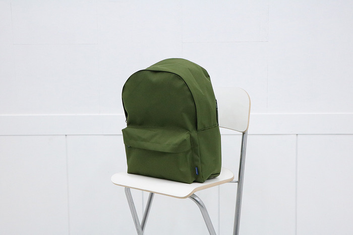 school backpack (khaki)