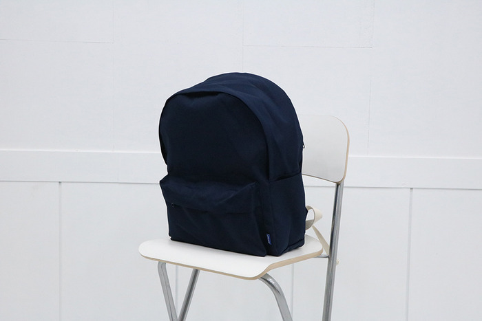 school backpack (navy)
