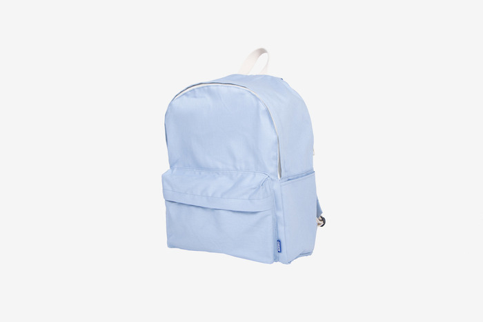 denim backpack (light blue)