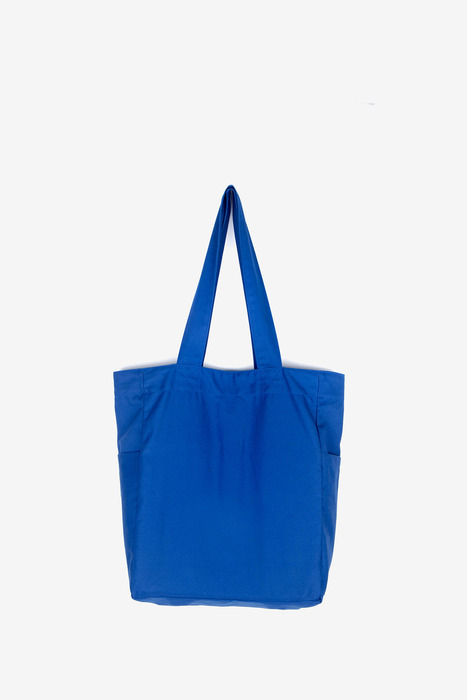 vienna tote bag (deep blue)