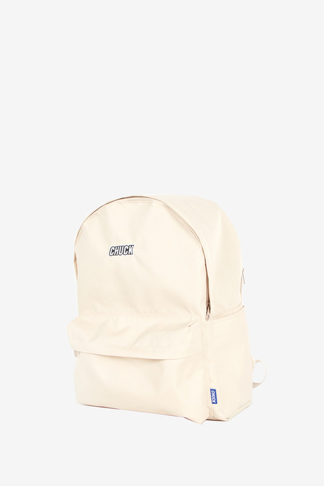 BASIC BACKPACK 2 (BEIGE)