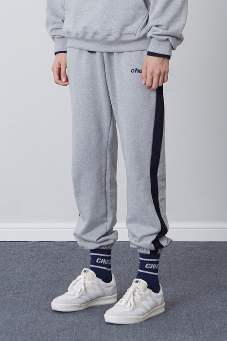 FW17 SWEAT PANTS (GRAY)