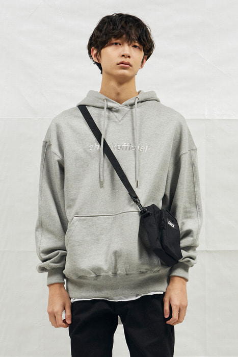 18SS CHUCKOFFICIAL HOODIE (GRAY)