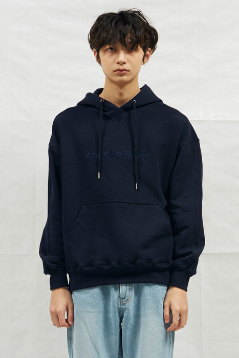 18SS CHUCKOFFICIAL HOODIE (NAVY)