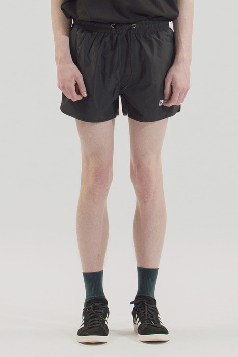 18SS SWIMMING SHORT PANTS (BLACK)