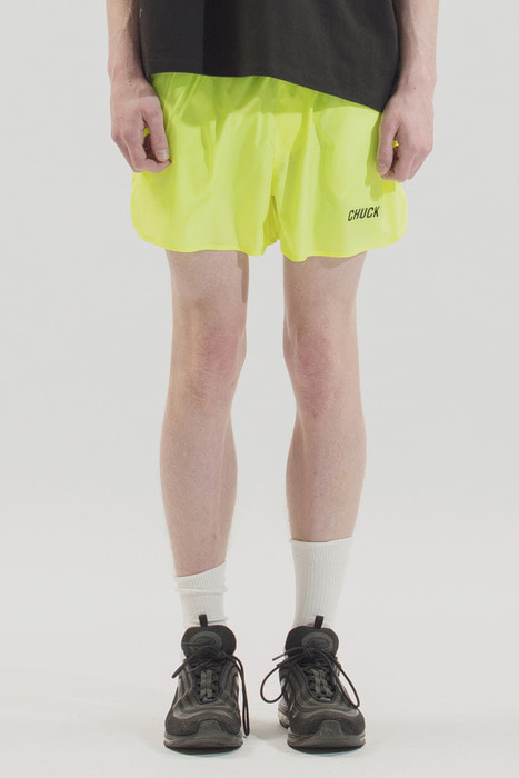 18SS SWIMMING SHORT PANTS (NEON YELLOW)