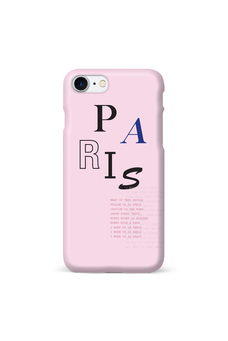 I WOKE UP IN PARIS (PINK)