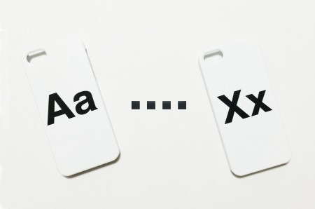 alphabet Aa (customizing)