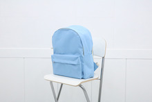 school backpack (sky)