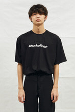 18SS CHUCKOFFICIAL LOGO T-SHIRT (BLACK)