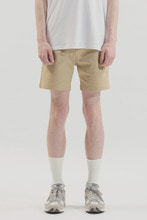 18SS SHORT COTTON PANTS (BEIGE)