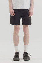 18SS SHORT COTTON PANTS (BLACK)
