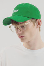 18SS CHUCK LOGO BASEBALL CAP (ROYAL GREEN)