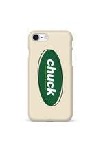 CHUCK COLOR OVAL LOGO (CREAM)