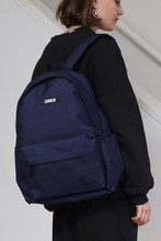 CHUCK LOGO BASIC BACKPACK (NAVY)
