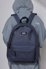 CHUCK LOGO BASIC BACKPACK (DEEP GRAY)