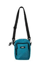 19 SUMMER CHUCK CORDURAⓇ BODY CROSS BAG (AQUA)